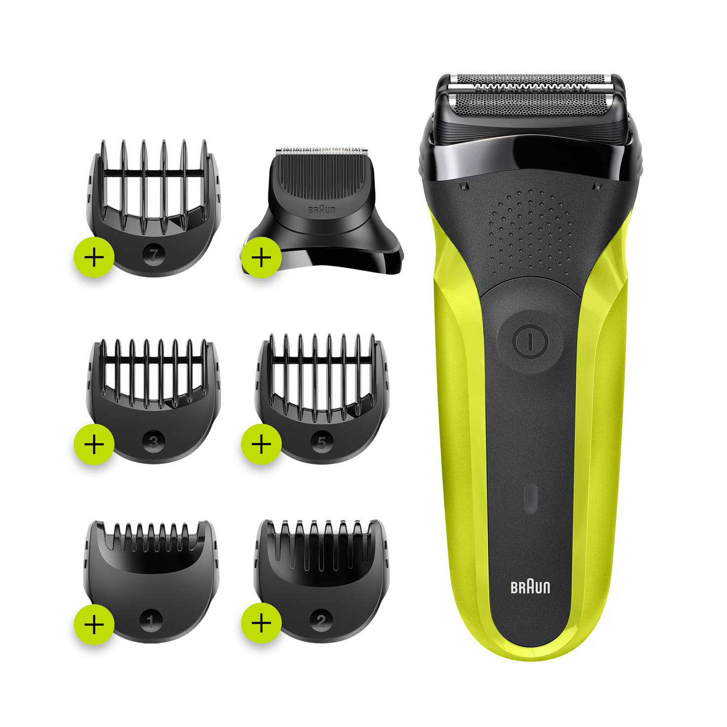 Rasoio Series 3 Shave&Style 300BT