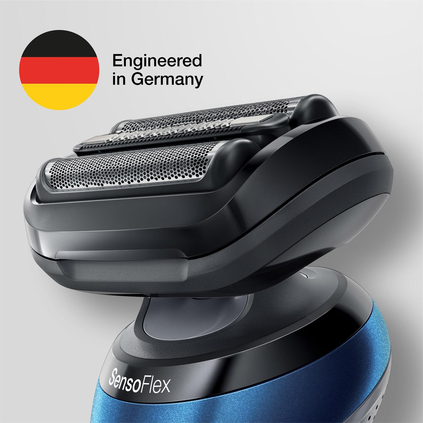 Progettato in Germania