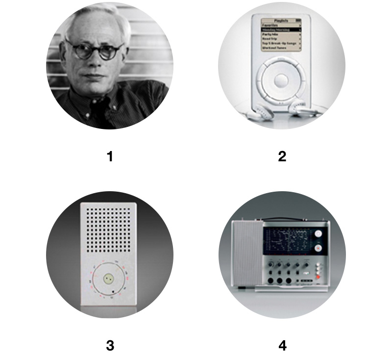 Dieter Rams. Head of Design: 1961—1995