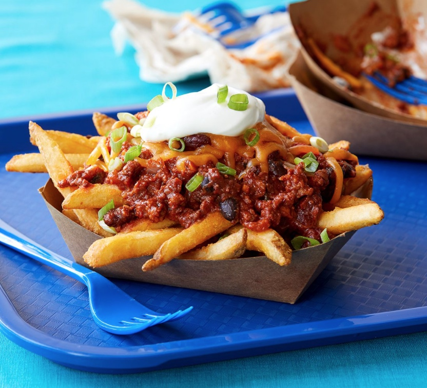 Image of Impossible Chili Cheese Fries