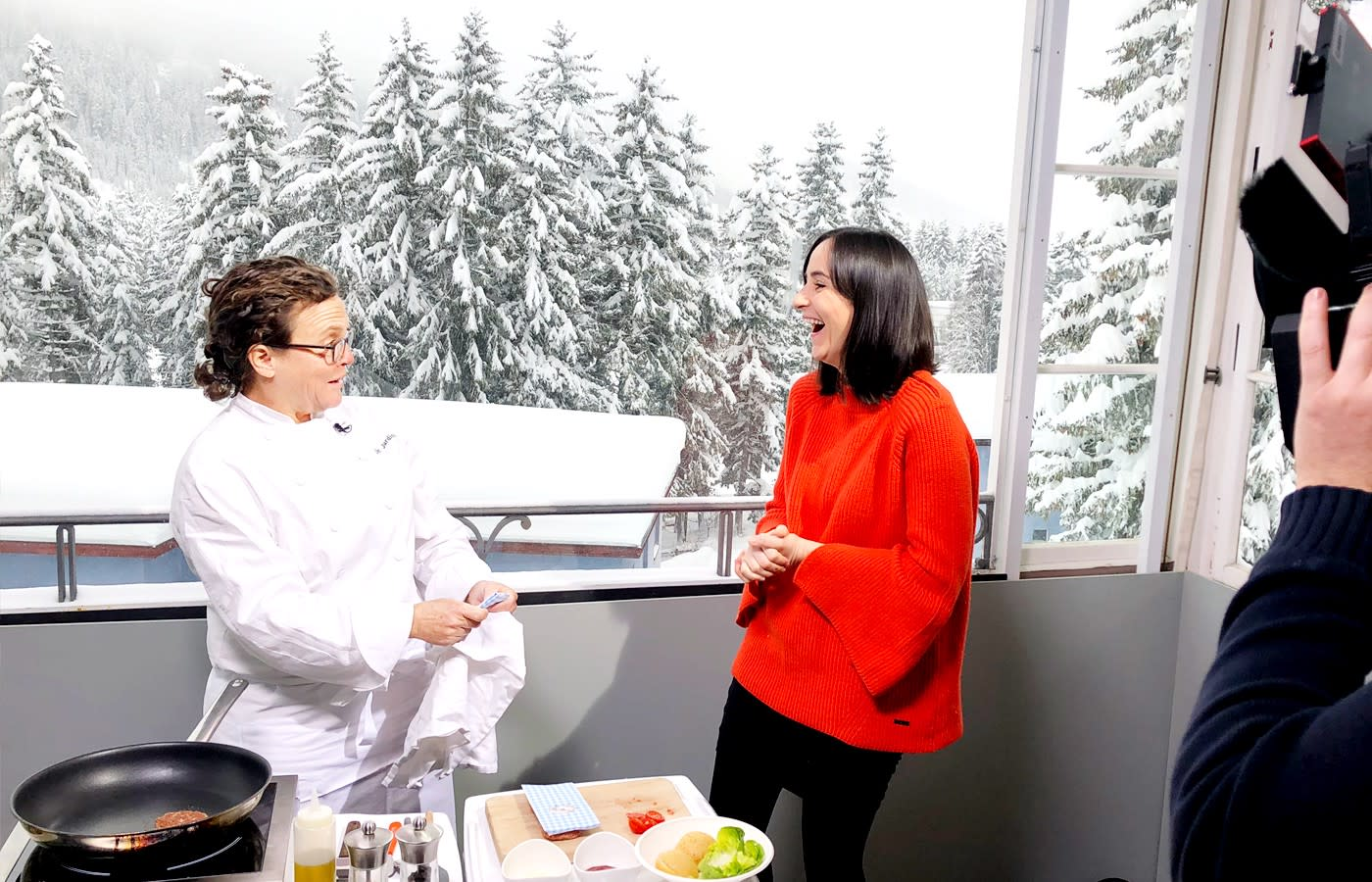 Davos: What's for Dinner #3