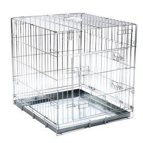 Transportné a izbové klietky pre psov  976be5b9ad1