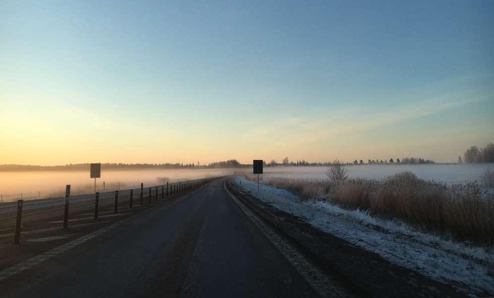 Svevia on the road