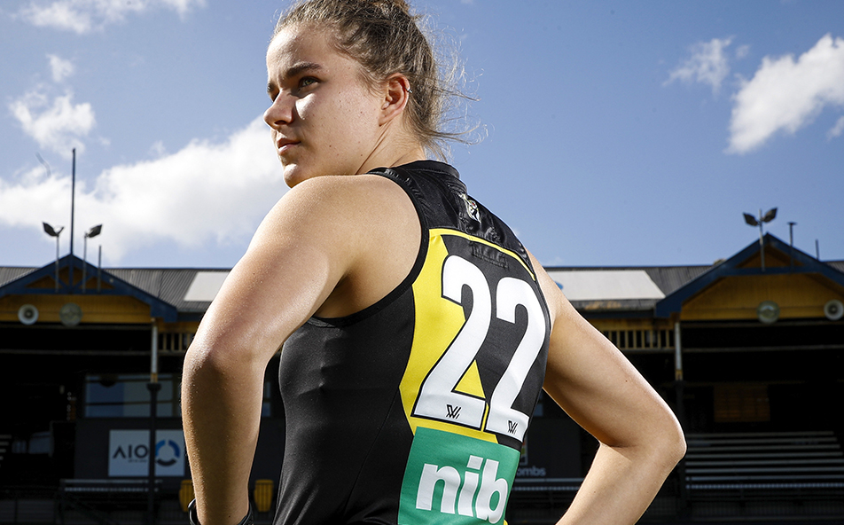 nib continues joint major partnership with Richmond AFLW