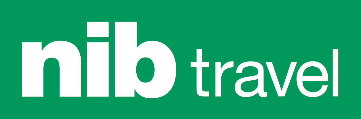 The new nib Travel logo which was previously World Nomads Group
