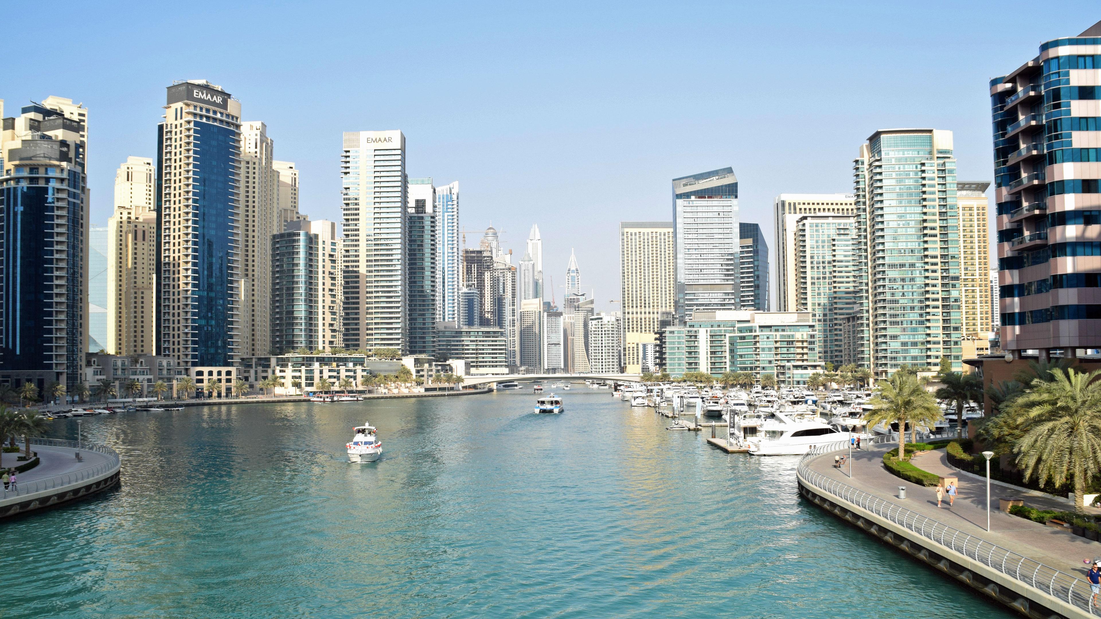 Käytännön tietoa Dubaista