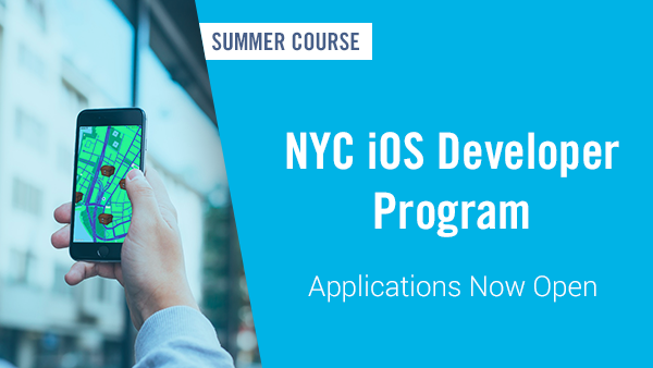 nyc ios developer card