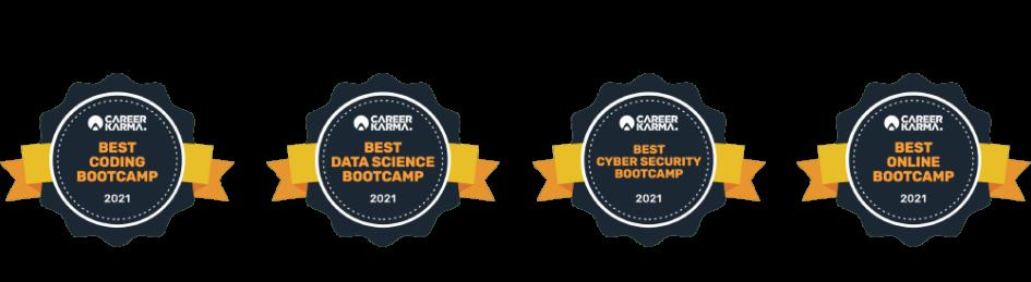 4 Career Karma Awards