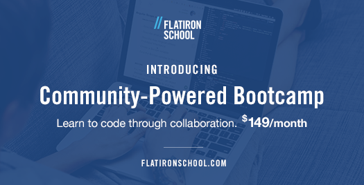 Community-Powered Bootcamp apply
