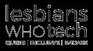 Logo: Lesbians Who Tech