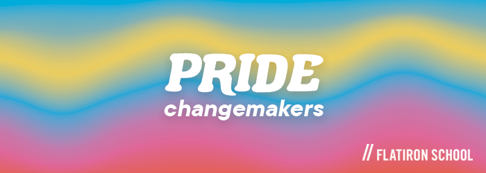 Pride Changemakers Logo