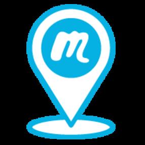 Meetup Locator Icon