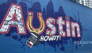 "Austin ""Howdy"" Street Art"