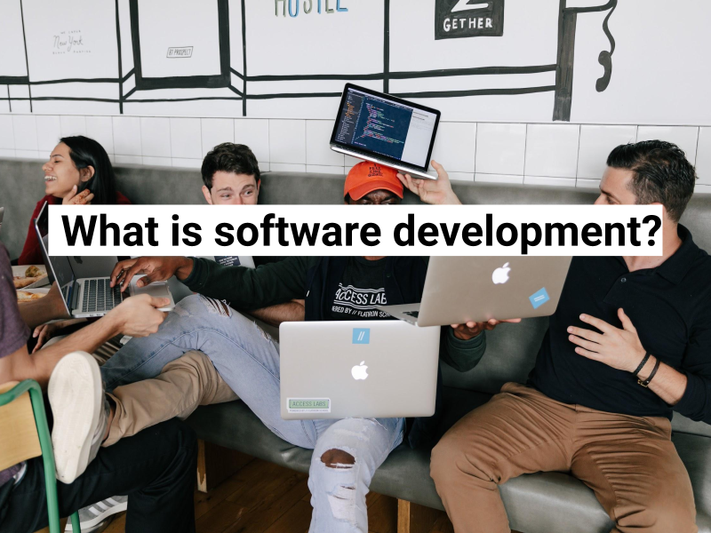 what is software dev?