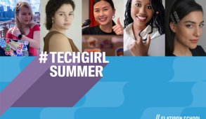 Tech Girl Summer - inspirational quotes from influencers