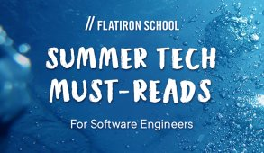 Summer Tech Must Reads for Software Engineers