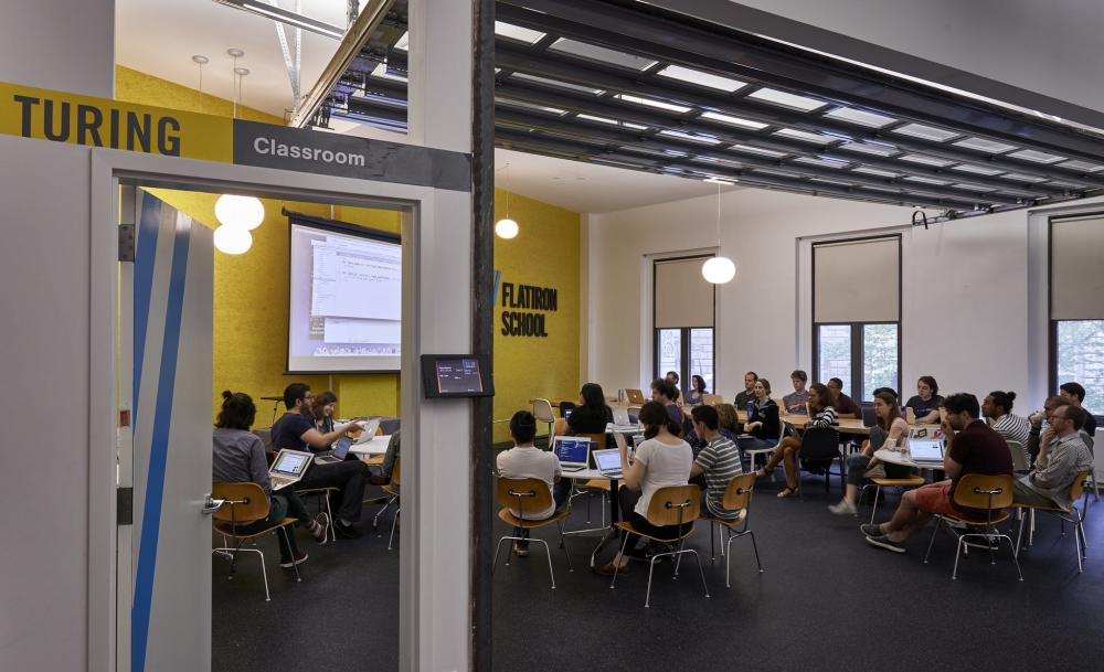 NYC Coding, Data Science & UX/UI Classes | Flatiron School