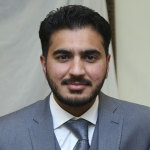 Headshot of Ahmed Faizan