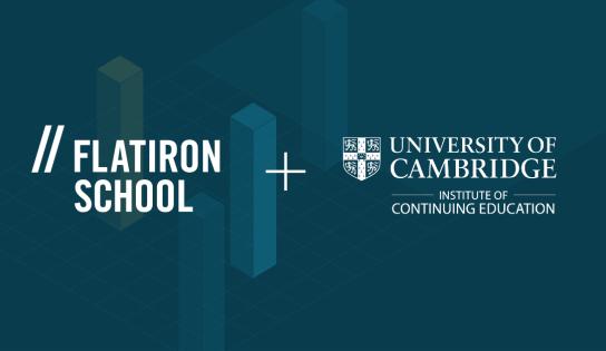 Flatiron School x Cambridge
