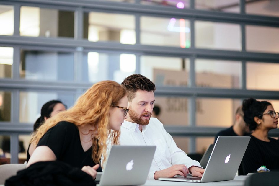 try a coding bootcamp if you want to start a new career fairly quickly