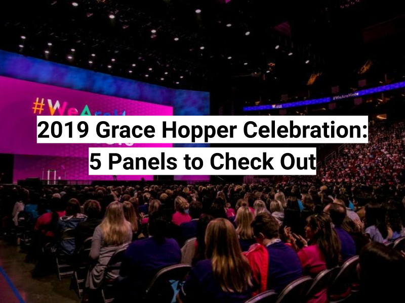 grace hopper panels to check out