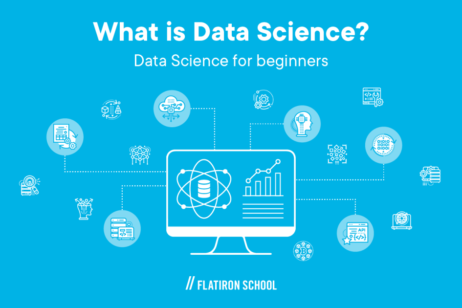 What is Data Science? Data Science for beginners
