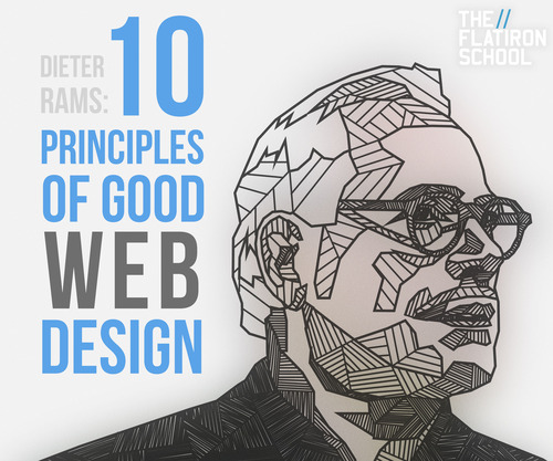 The 10 Principles Of Good Web Design For Developers Flatiron School
