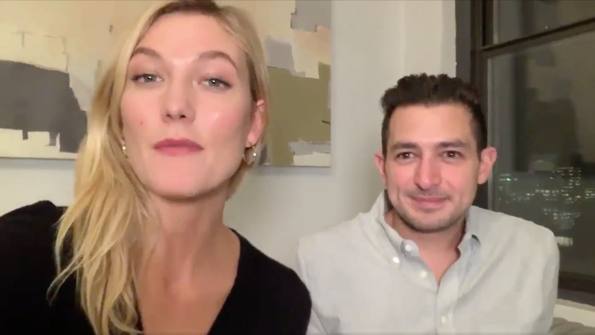 Avi Flombaum and Karlie Kloss Share Advice on Learning To