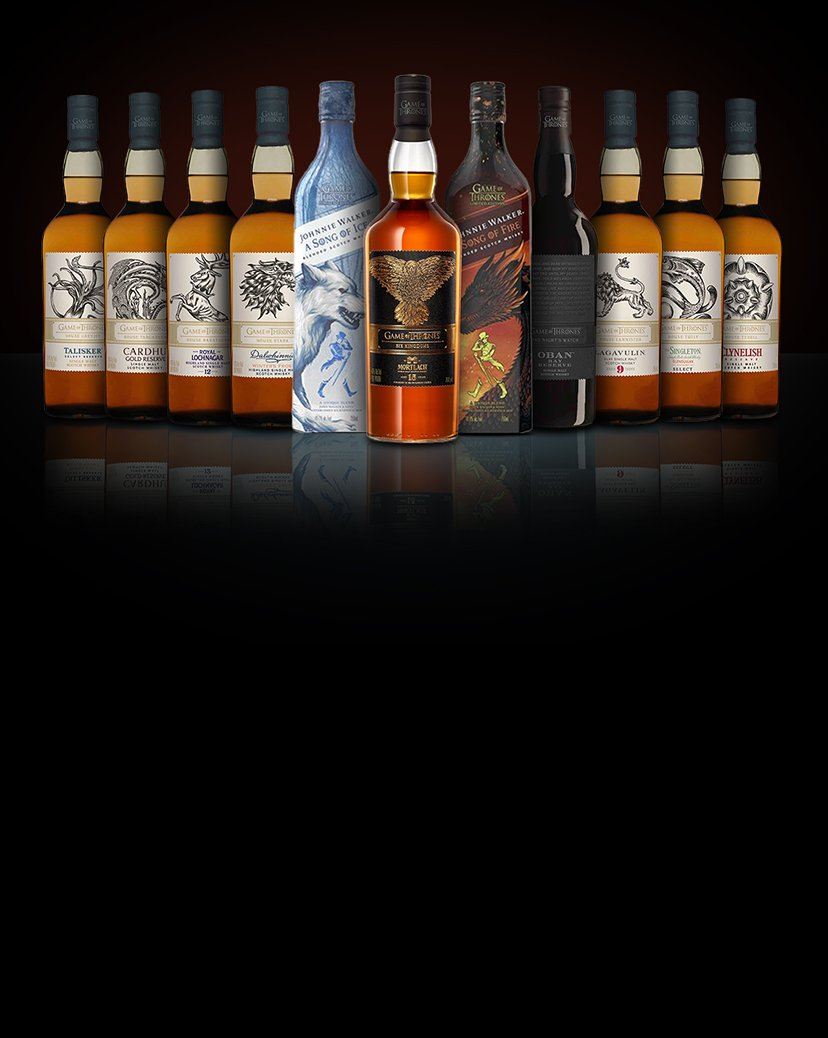 Shop The Game Of Thrones Collection Reservebar