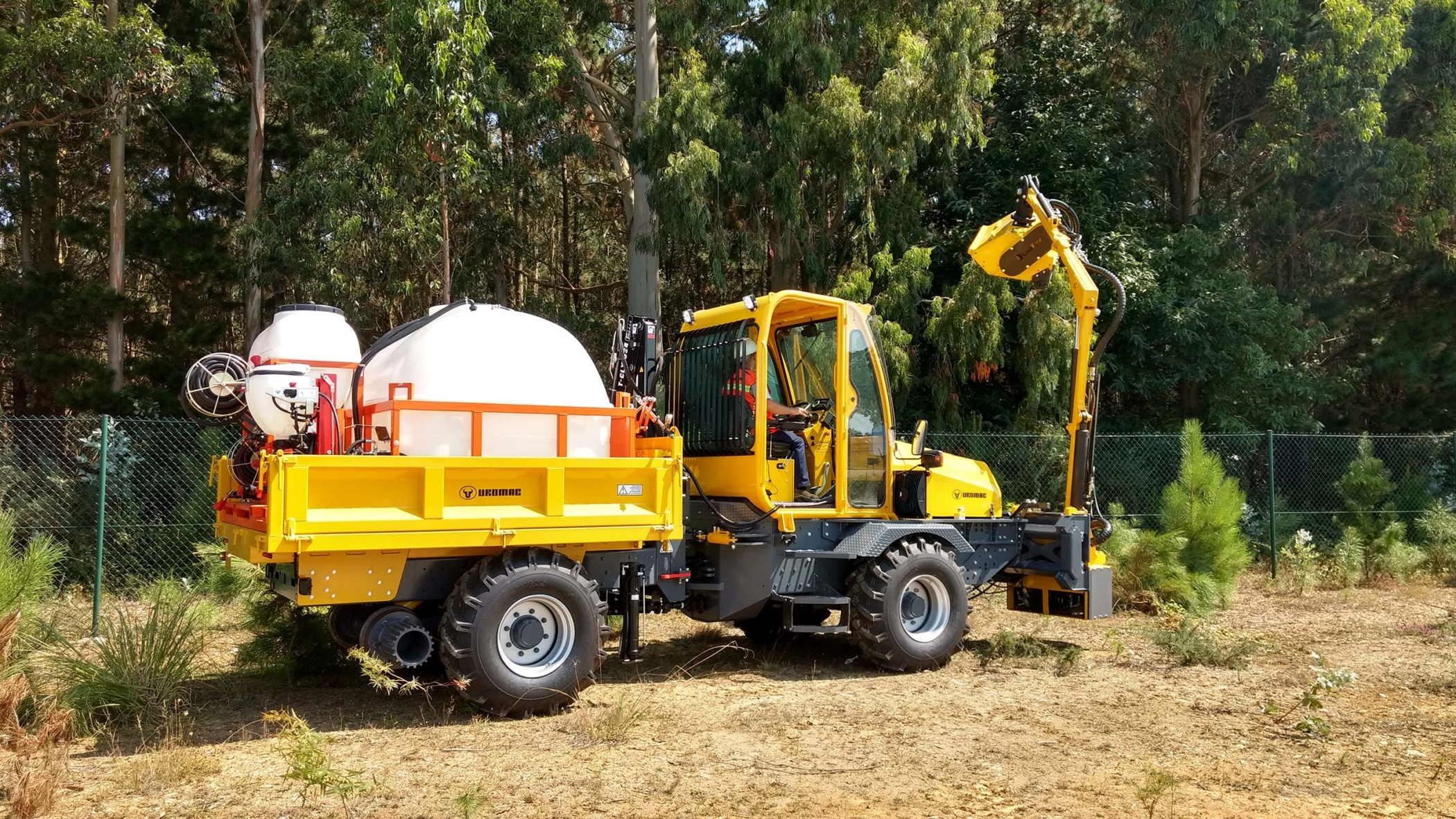 Vegetation Control on the transport for NSW network