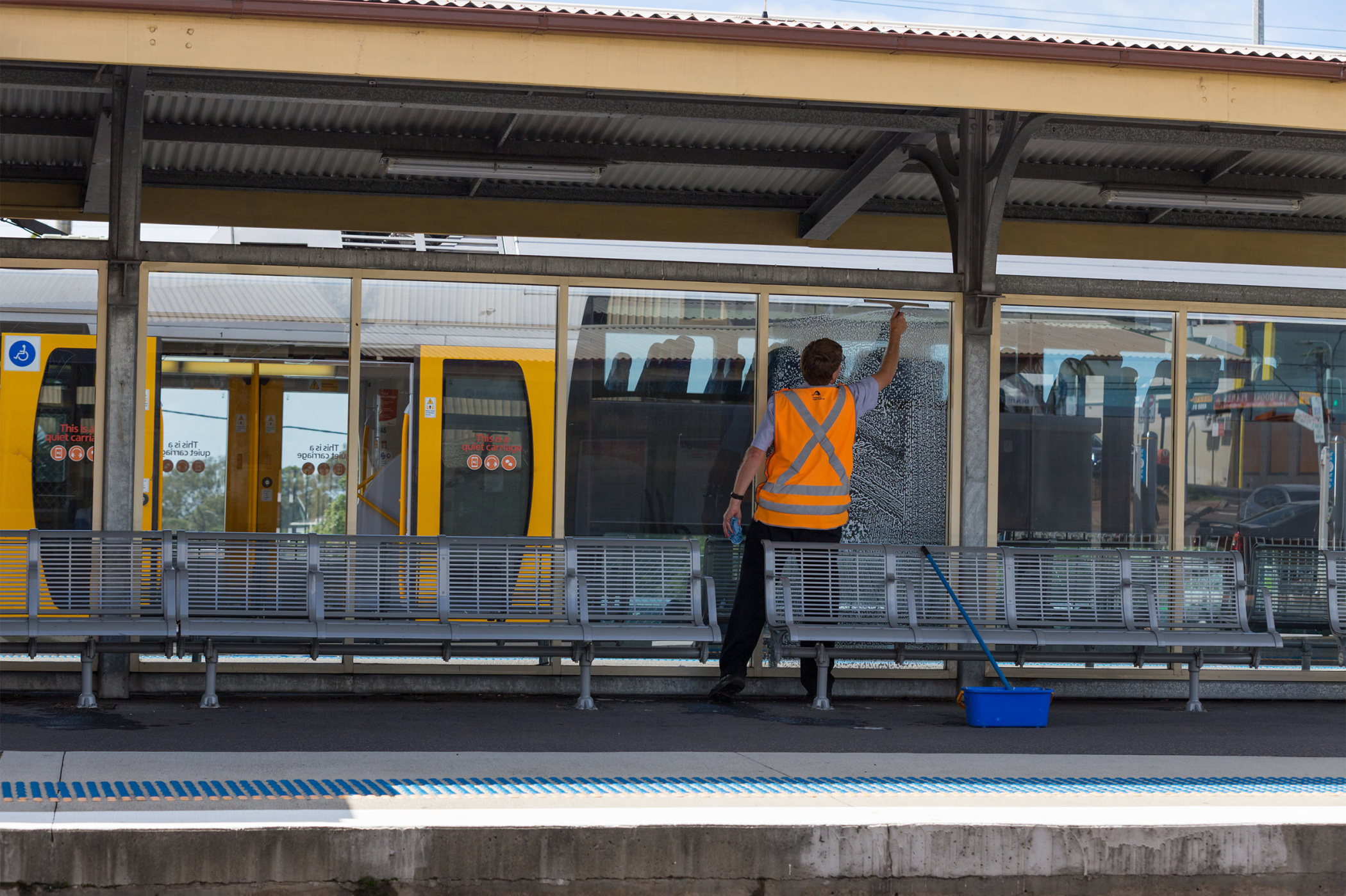 Workfast Cleaning and Maintenance for Sydney Trains