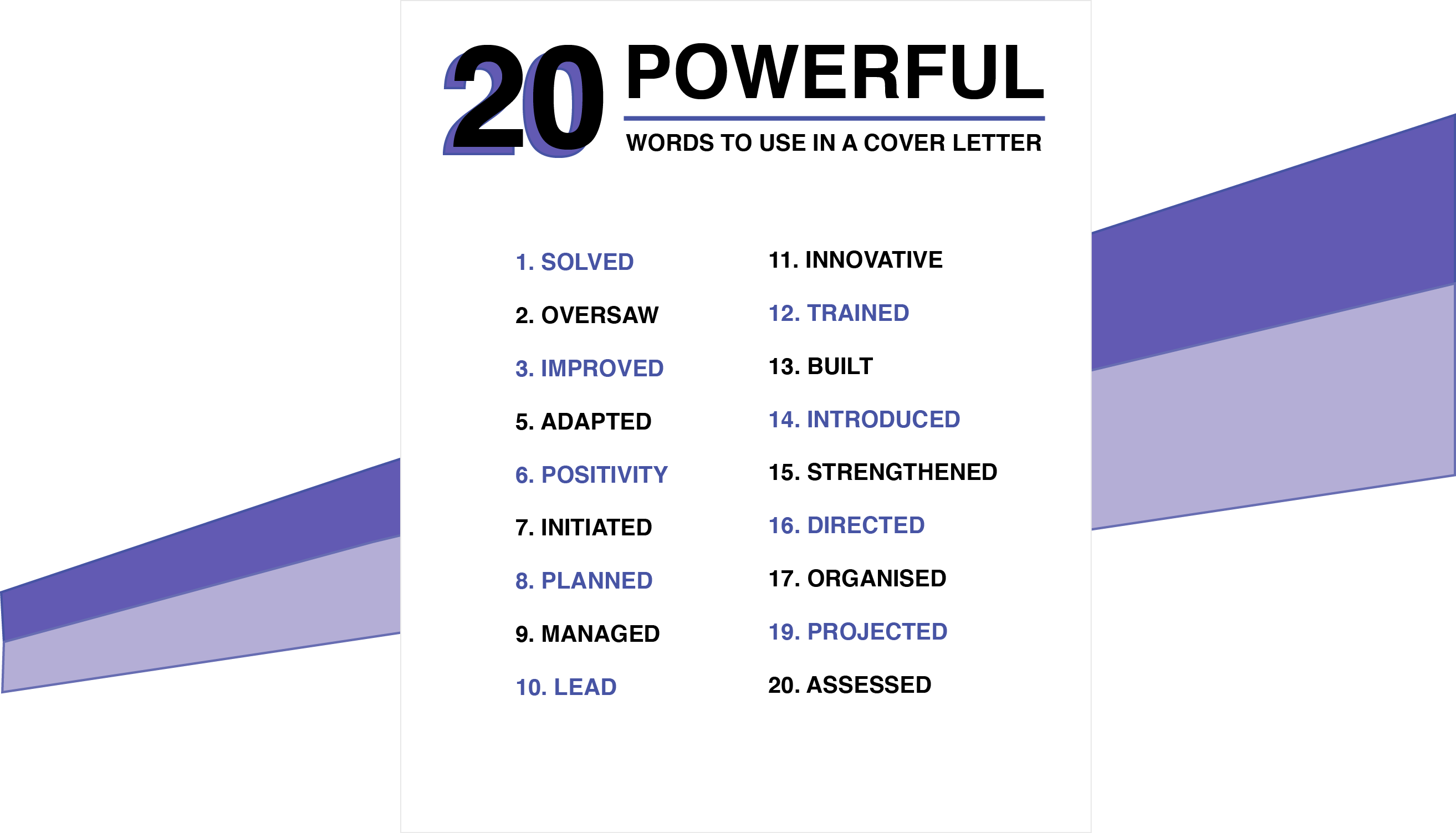 write an effective cover letter