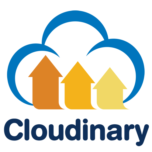 cloudinary logo square 500x500