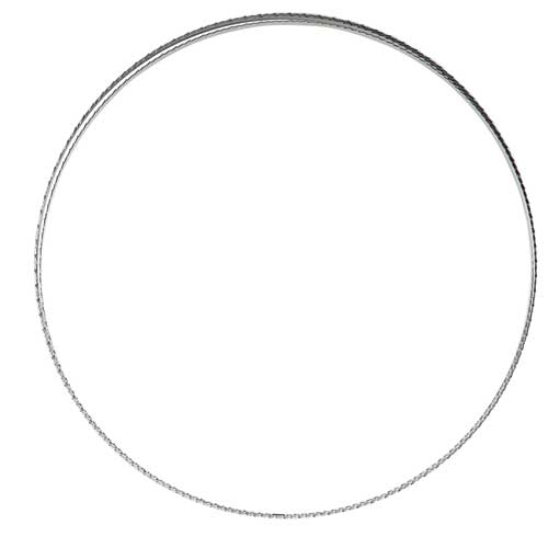 80 in. x 1/4 in. x 6 TPI Band Saw Blade