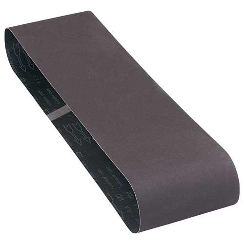 6 in. x 48 in. 50 Grit Aluminum Oxide Sanding Belt
