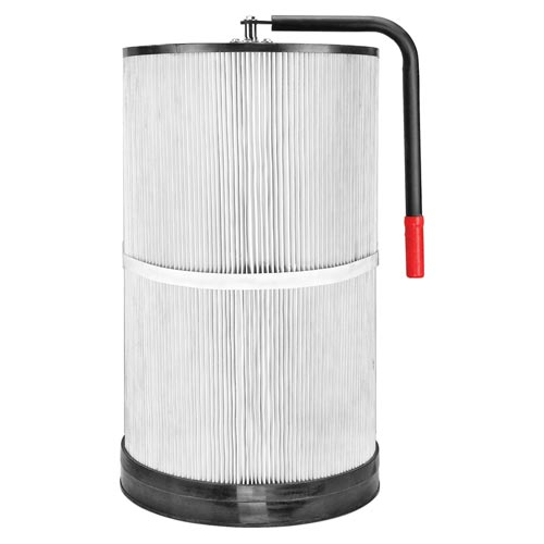 1 Micron Pleated Canister Filter