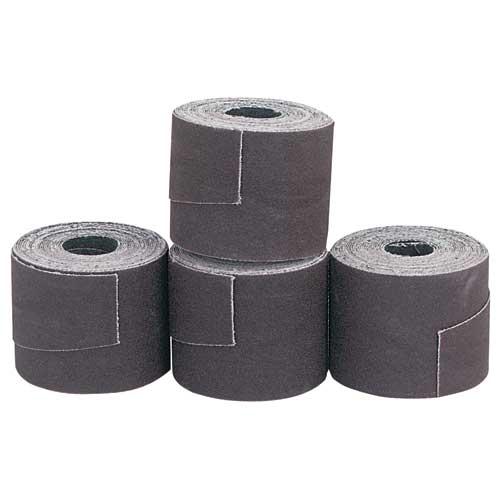 4 Pc. 2 in. x 137 7/8 in. 100 Grit Aluminum Oxide Sanding Strips