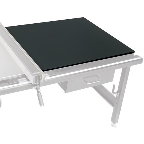 "T2 31"" Unisaw Black Table Board for 36"" BIESEMEYER"