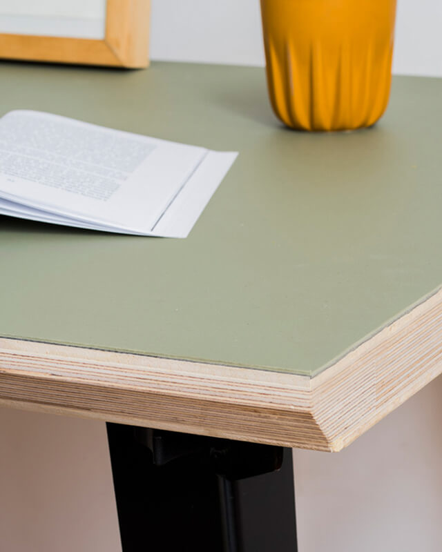 Desk surface