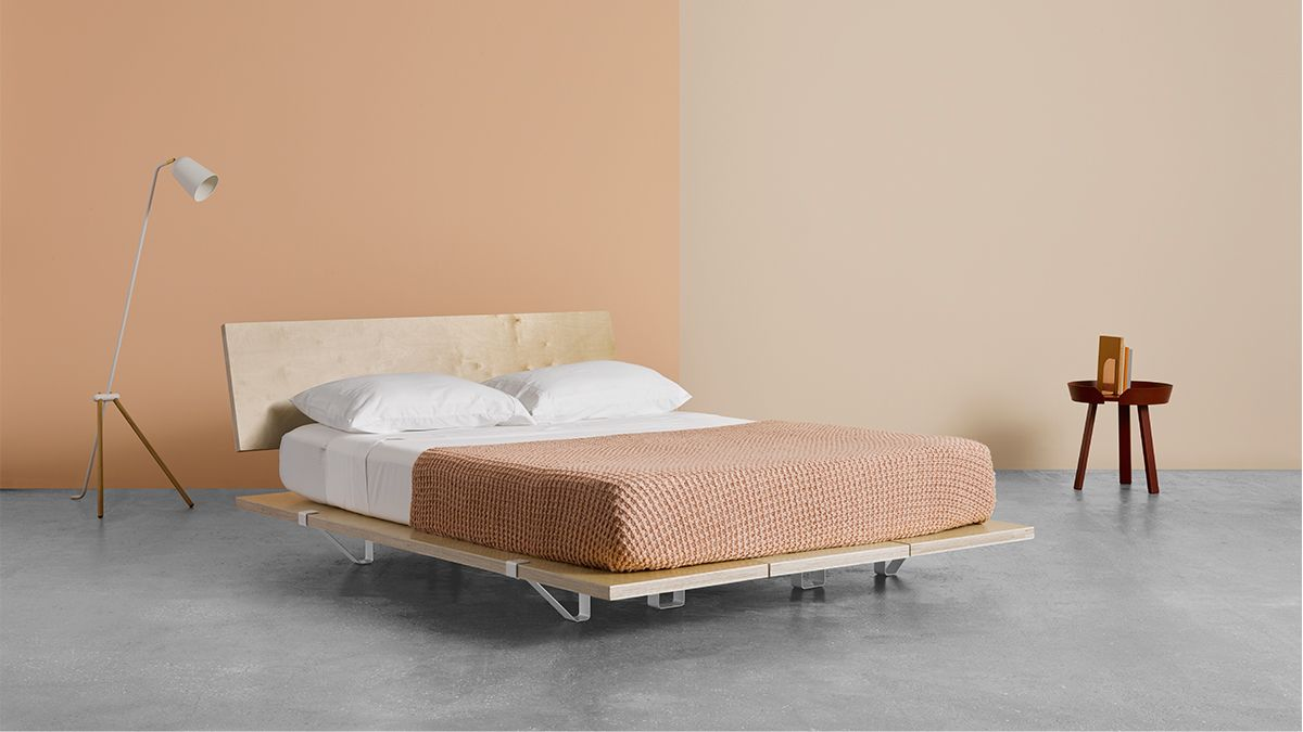 The Bed Frame That Goes With Anywhere