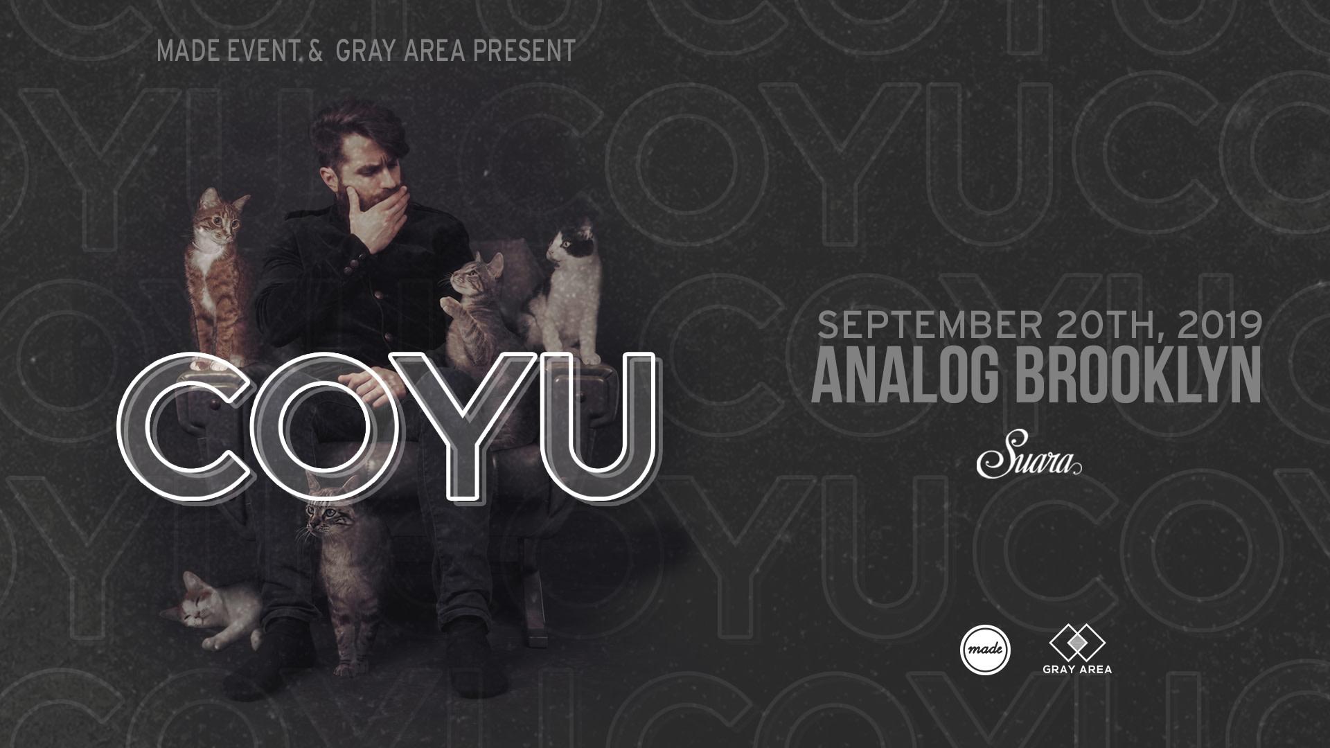 COYU [Suara] with DESNA / Jay Roman