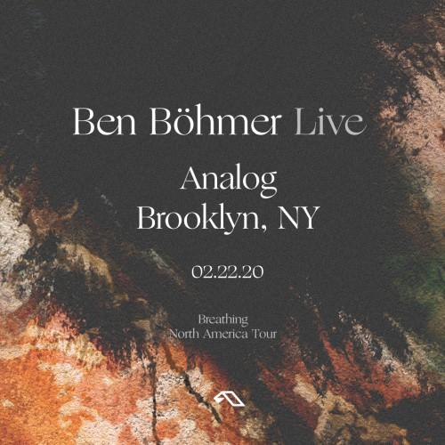 Ben Böhmer LIVE
