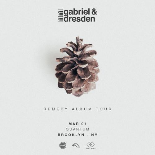 Gabriel & Dresden: Remedy Album Tour