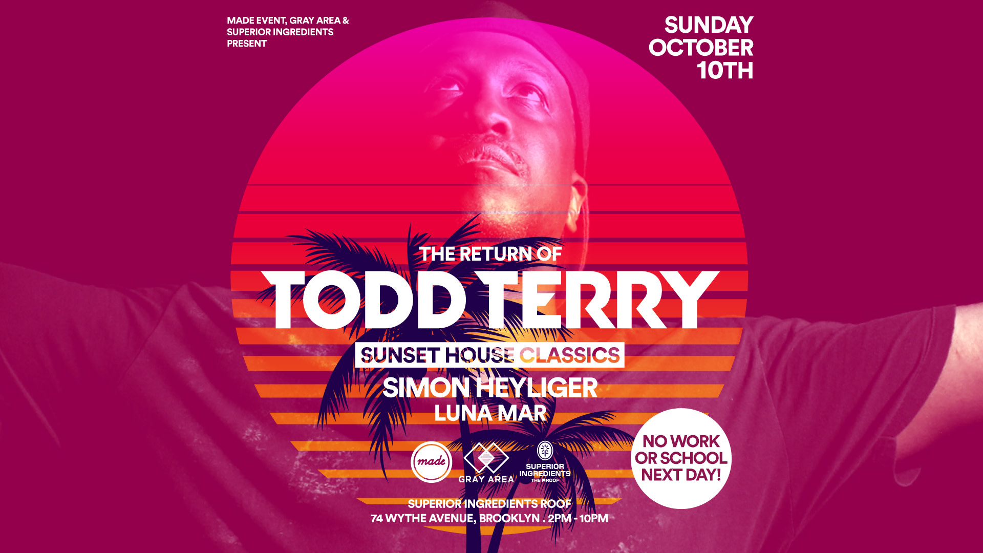 Todd Terry: Sunset House Classics