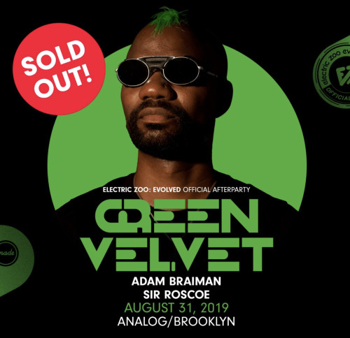 Green Velvet [EZoo Afterparty]