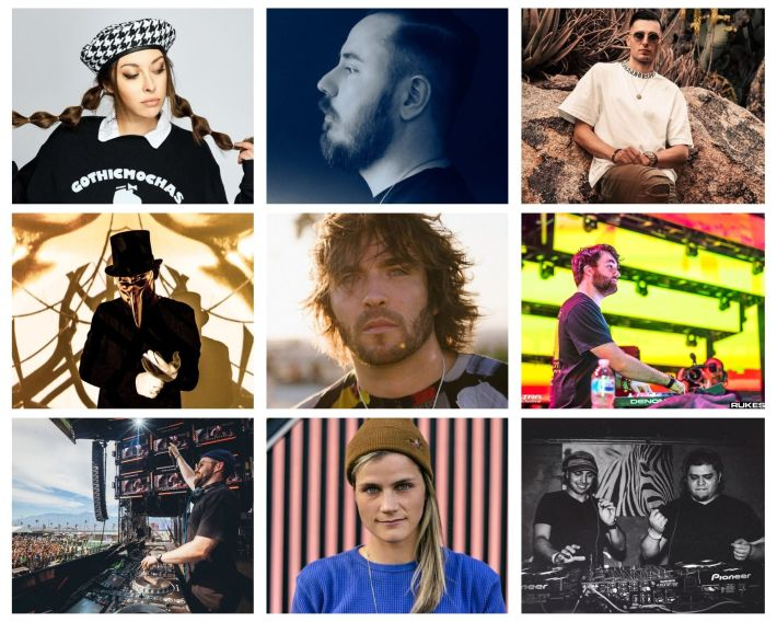 Add These 10 House Artists to your EDC Vegas Schedule