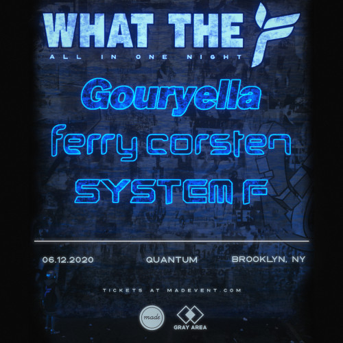 Ferry Corsten presents WTF