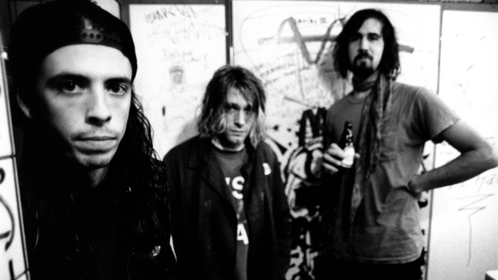 Rock Goes Techno with Nirvana Cover Album for Charity