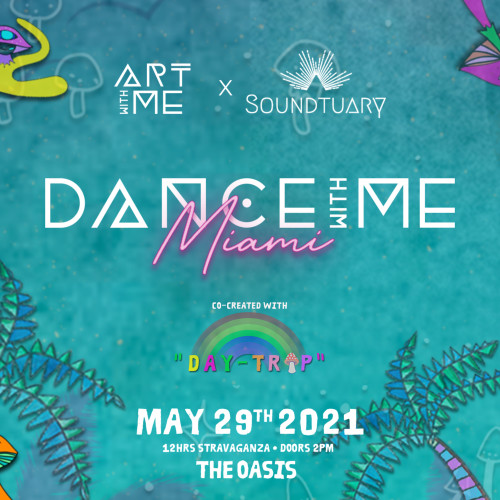 Dance With Me Miami [Art With Me Popup]