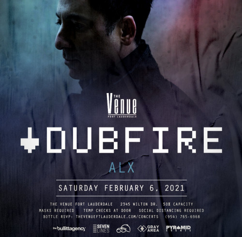 Dubfire with ALX [Fort Lauderdale]